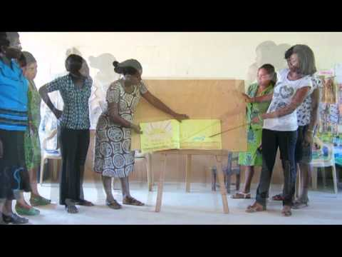 Transformational Teacher Training - Ghana 2013