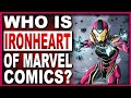 Who Is Marvel's Ironheart? The Realest Black Girl Nerd Of Marvel Comics!