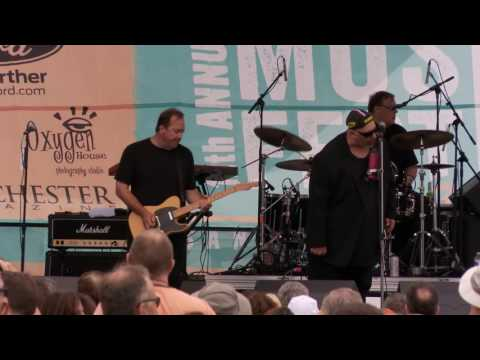 The Smithereens  Full Set   from the 2016 Pleasantville Music Festival