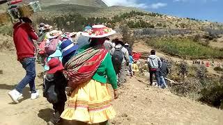 Rodeo de la comunidad Calpa - 2018