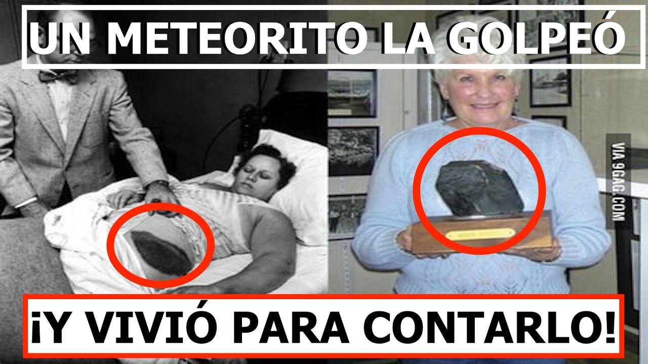Gente Asesinada por un Meteorito ☄️