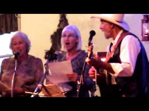 "John Voight and his sisters, Terry Baker & Lucinda Houtchens, sing ""Sentimental Journey"""