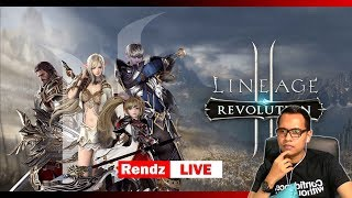 [LIVE] DAILY LOGIN #9 OFS AND FS DAY ! Lineage 2 Revolution