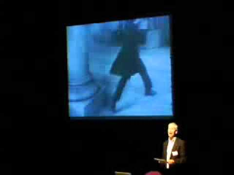 "Steve Dixon @ARTAUD FORUM 1:  ""Theatre and its Doubles,"" April 4,  2011, Brunel University, London"