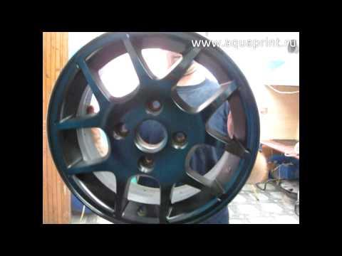 Технология Аква Принт - оборудование серии МАСТЕР