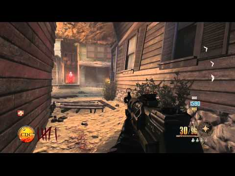 Black Ops 2: Grief on Borough Gameplay【1080p HD】