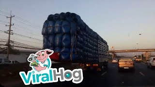 One Large Load  || ViralHog