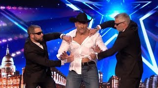 Britain's Got Talent 2019 Surprising Shock Magician Matt Stirling Full Audition S13E04