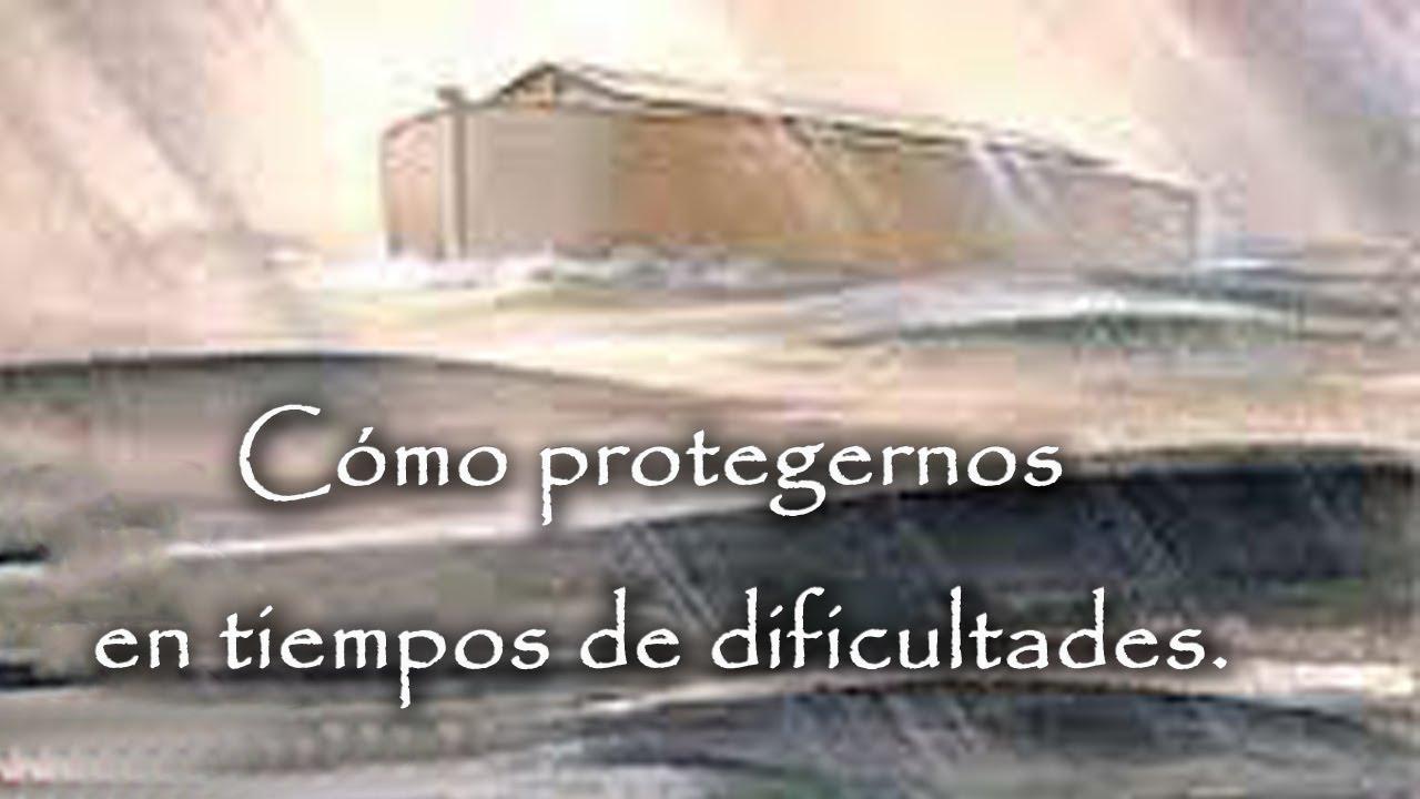 Cómo protegernos en tiempos de dificultades.