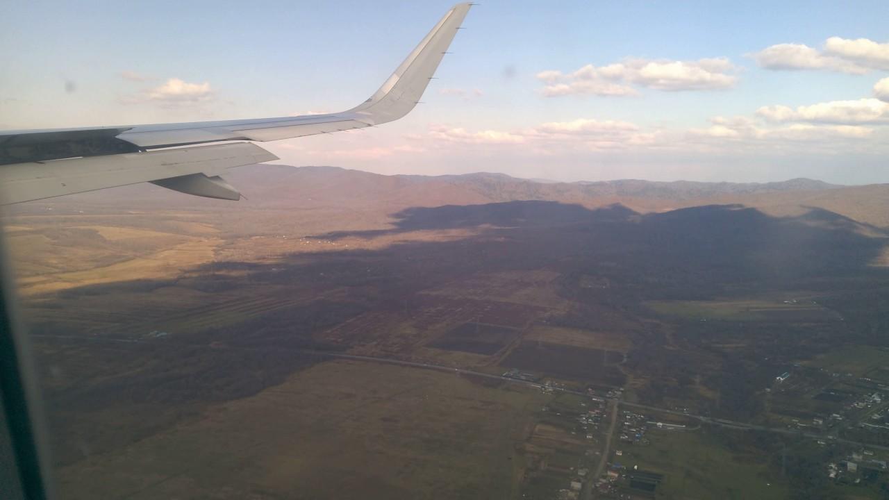 Прибытиеотправление рейсов аэропорта Владивосток 081325