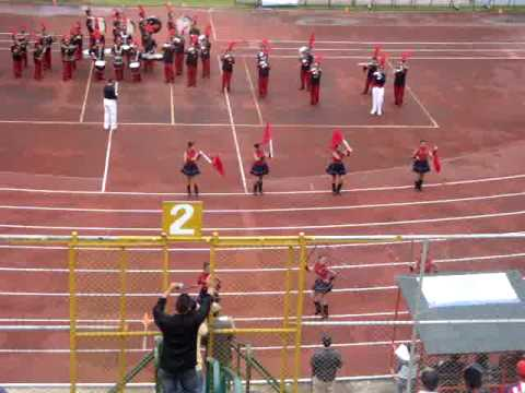 Liceo Cumorah (Escuadra de Banderas)