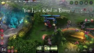 vainglory gameplay episode 9  wp vox  this build is so over powered  lane gameplay  2 4