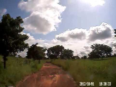 Dah cam video of Nazinga Park to Ouagadougou (Burkina Faso)