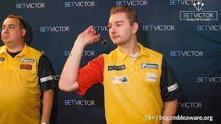 Dimitri Van den Bergh - BetVictor Challenge