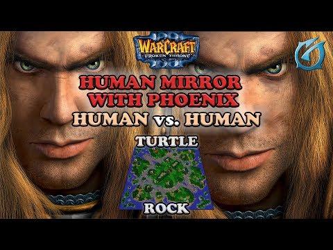 Grubby | Warcraft 3 The Frozen Throne | HU v HU - Mirror Match with Phoenix - Turtle Rock
