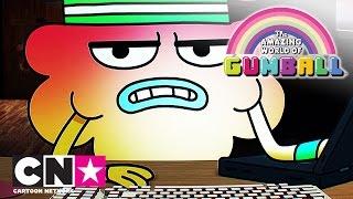 Niesamowity świat Gumballa | Filmik o odpakowywaniu telefonu (krótki filmik) | Cartoon Network
