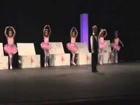 Music Box Dancer 2012 recital Travel Video