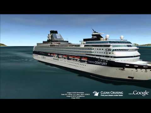 Celebrity Century Virtual Ship Tour
