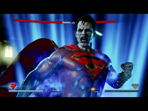 Injustice 2 - Superman VS Bizarro