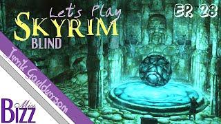 Repeat youtube video Let's Play Skyrim Blind Ep. 28 - Saarthal Boss Jyrik Gauldurson