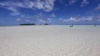 ミクロネシア連邦 チューク環礁 HD動画