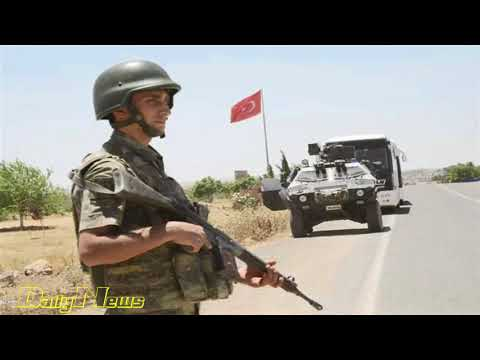 Daily News - Turkish soldier killed setting up military post in northwest Syria