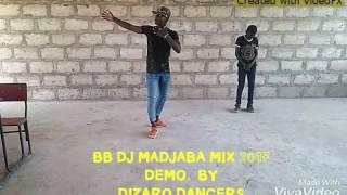 BB DJ LA MACHINE NEW MADJABA MIX 2017 DEMO OFFICIAL VIDEO BY DIZARO DANCERS