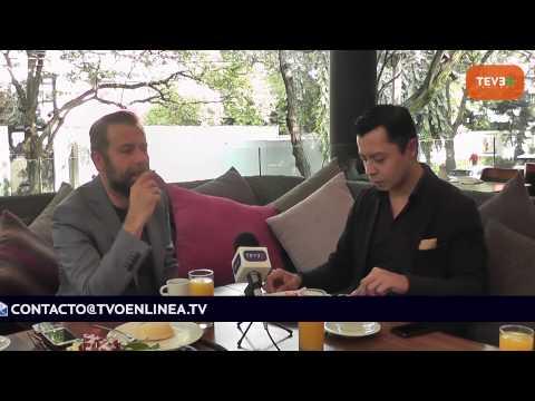 BON VIVANT DF Entrevista a Juan Manuel Bernal en el restaurante EL JAPONEZ