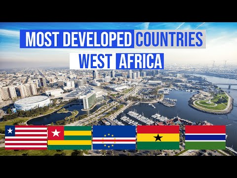 Discover the Most Developed Countries in WEST Africa in 2020
