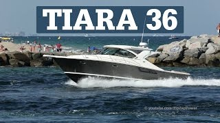 Tiara 36 at Fort Lauderdale