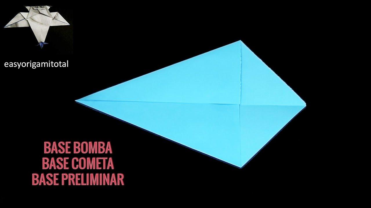 Base bomba  base cometa y base preliminar