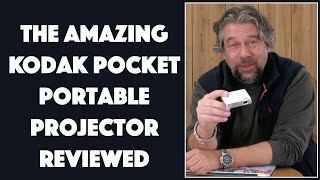 The Amazing Kodak Project Portable Projector - REVIEWED