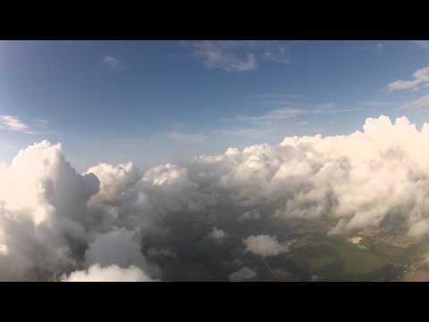 Uncut first FPV flight