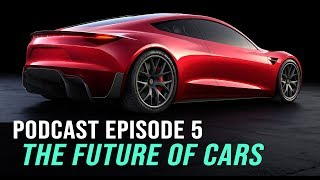 Electric cars and future fuels | fullBOOST Podcast 05