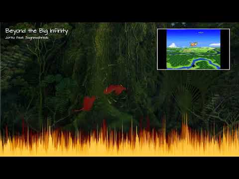 """Secret of Mana remix - """"Beyond the Big Infinity"""" (Flight Into the Unknown)"""
