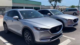 Mazda CX-5 Window Tint VS No Tint   Window Tint Z - Orlando Florida