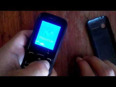 formatear y liberar celular alcatel onetouch 1050 - 2018