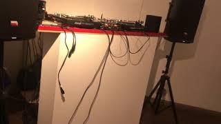 DJ caramel Jack * Jiho Park Performance at Arisu Gallery (2019/2/20)