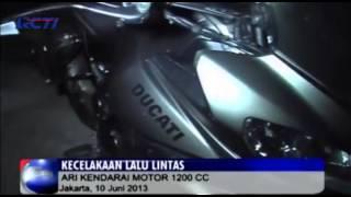 Ari Wibowo Diperiksa Polres Jakarta Selatan