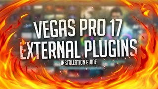 [VOICE + TEXT] Learn how to apply Effects, Transitions and Keyframes with Vegas Pro 14. (ex) Sony Ve.