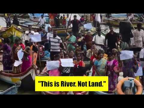 Missing River | People Protest | Ennore