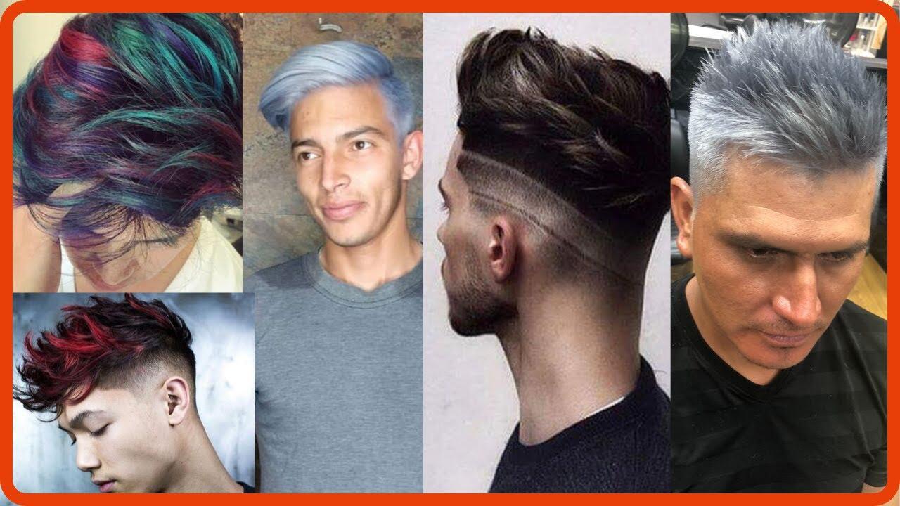 Colores de cabello para hombres morenos