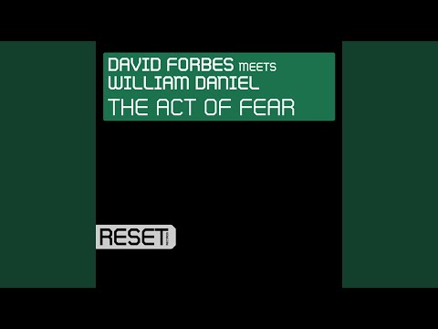 The Act Of Fear