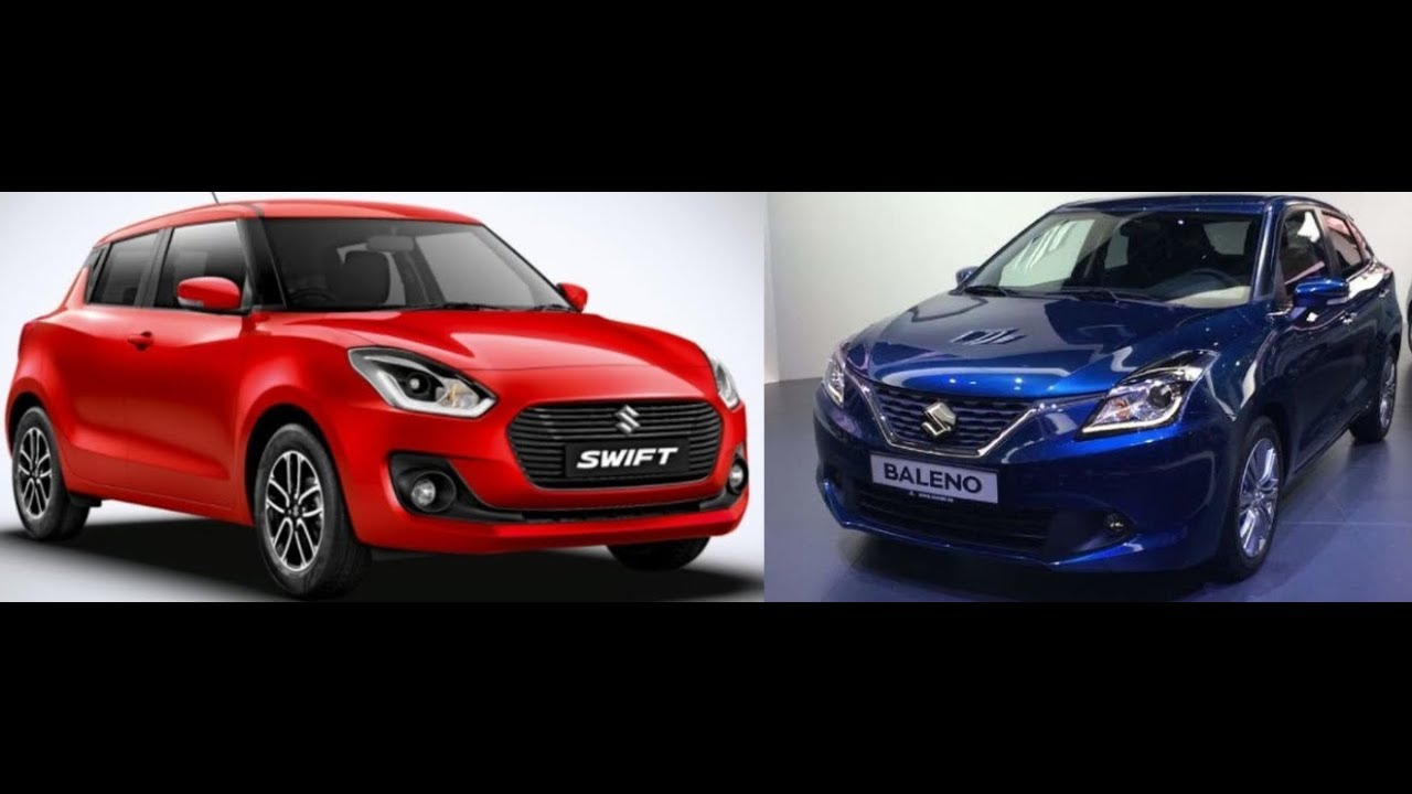 Maruti Baleno Cvt Automatic vs Swift AMT 2018 Review for Best Hatchback