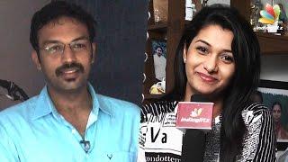 Priya Bhavani and Amit Bhargav shares their in Kalyanam Mudhal