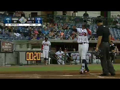 Mississippi's Acuna cranks monster homer