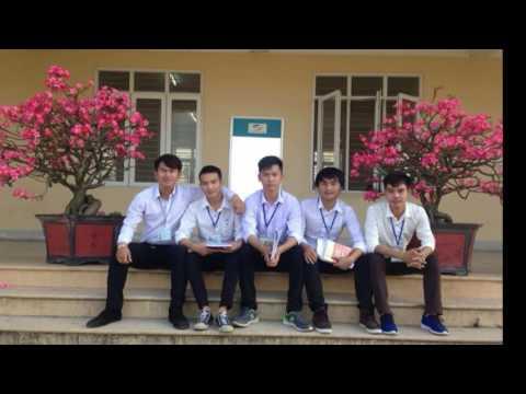 moi truong Truong Dai hoc Ha Tinh la nhat tu K7C Luat