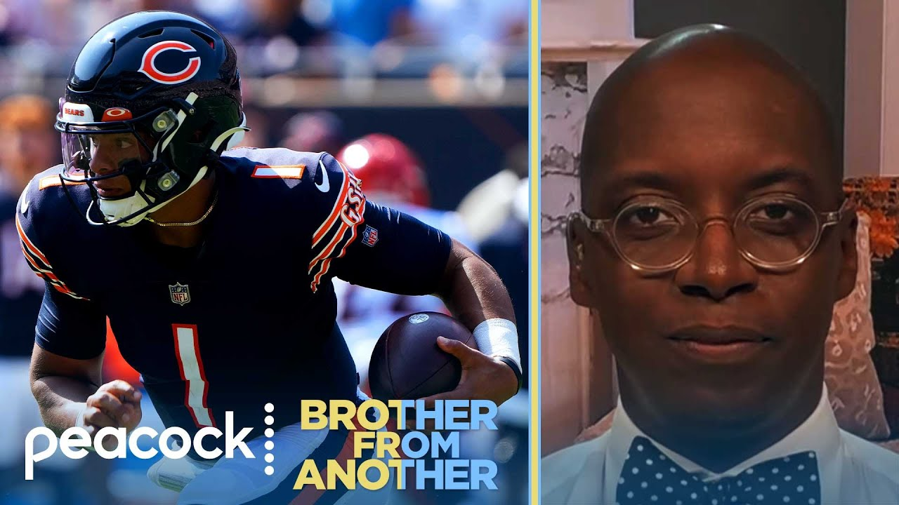 How will Justin Fields perform for the Chicago Bears in Week 3? | Brother from Another