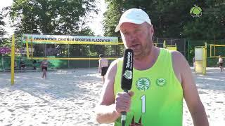 Zaproszenie na Mistrzostwa w piłce plażowej w Obornikach śląskich