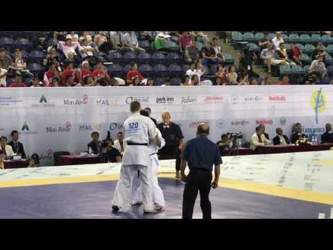 75 kg. Maxim Smolyakov (Russia) vs Tsuyoshi Midori (Japan)